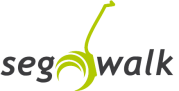 segwalk – Segway-Touren im Odenwald, Taunus, Bergstraße & Rheingau Logo